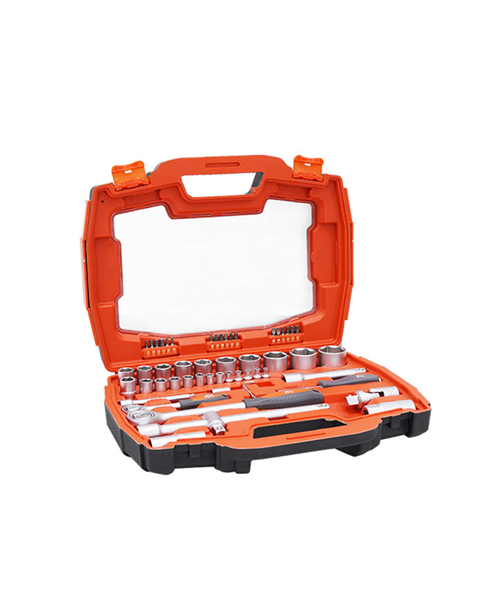 Hand Tools Socket Sets 55pc