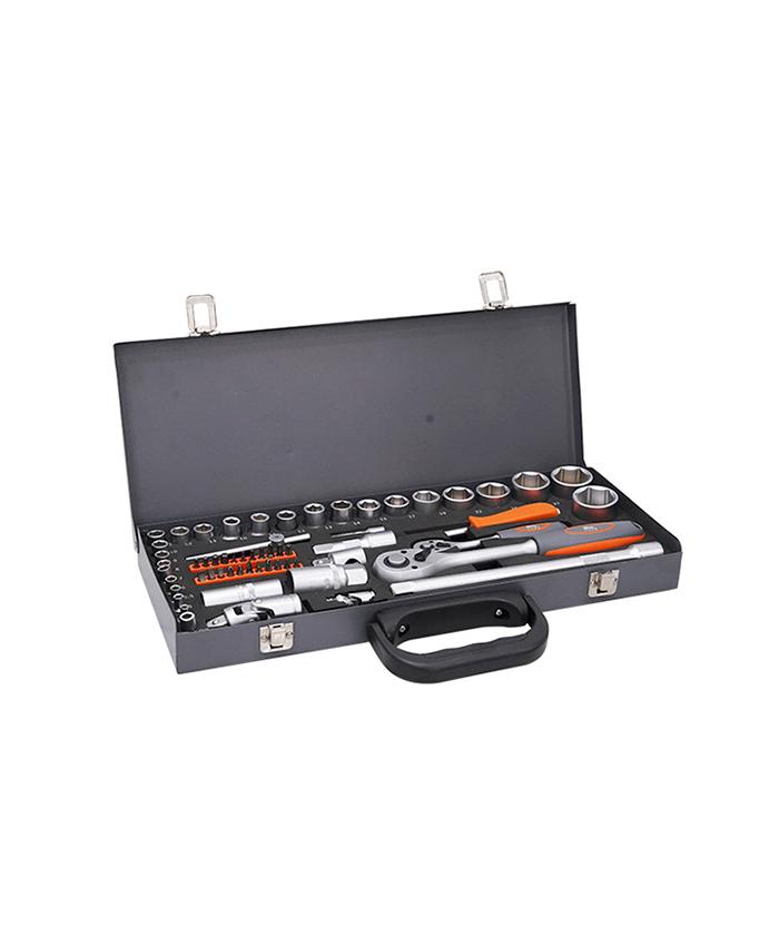 Socket Wrench Set 64pc